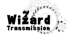 Wizard Transmission Logo Denver